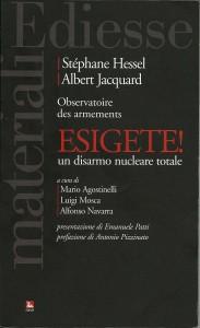 La copertina del libro edito da Ediesse