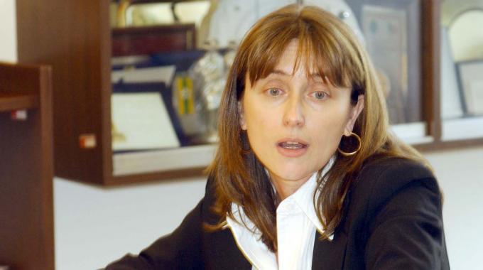 Il sindaco di Sesto San Giovanni, Monica Chittò
